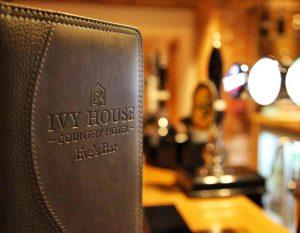 Ivy House Menu for Eve's Bar