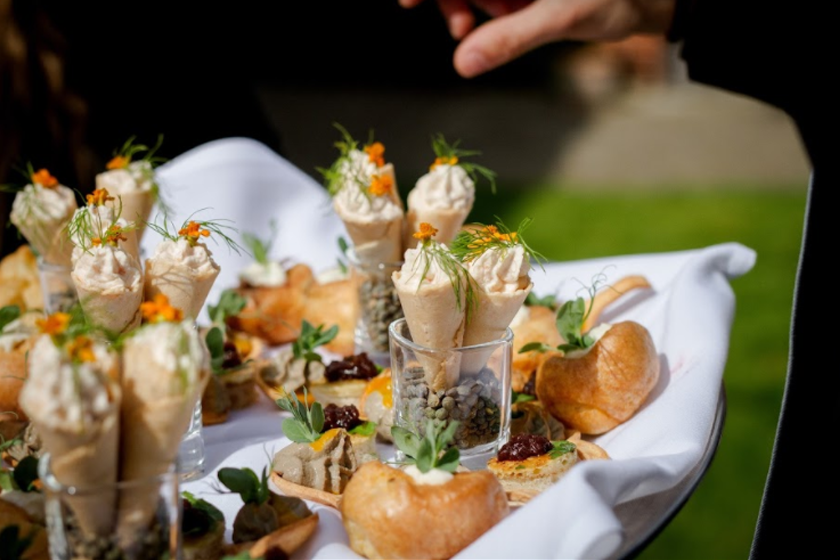 Wedding Venue Treats in Lowestoft, Suffolk