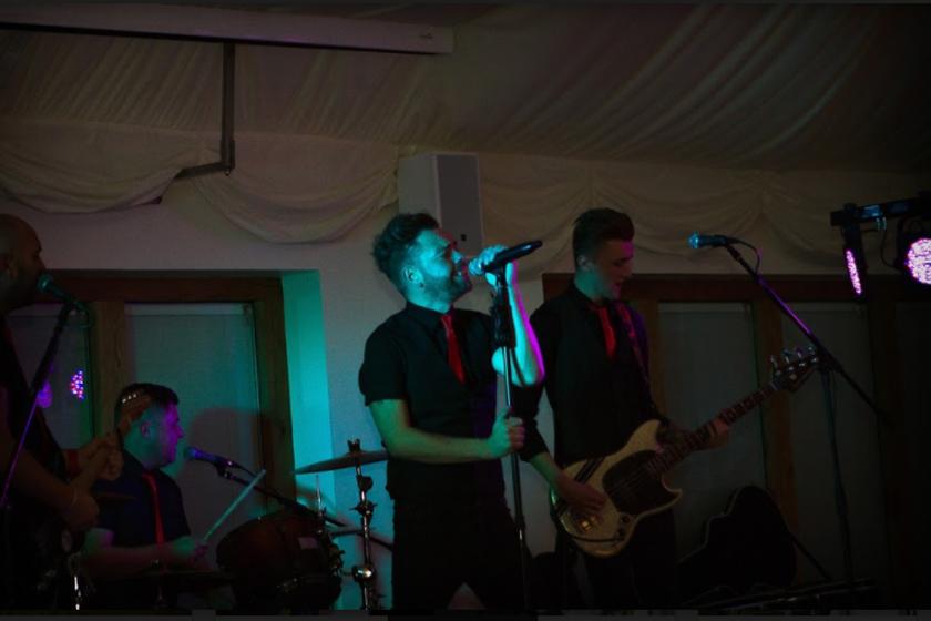 Wedding Venue Band in Lowestoft, Suffolk