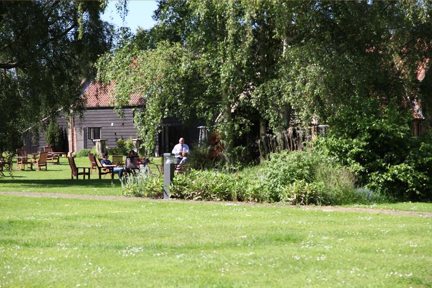 Outdoor Space - Event Venue in Lowestoft, Suffolk