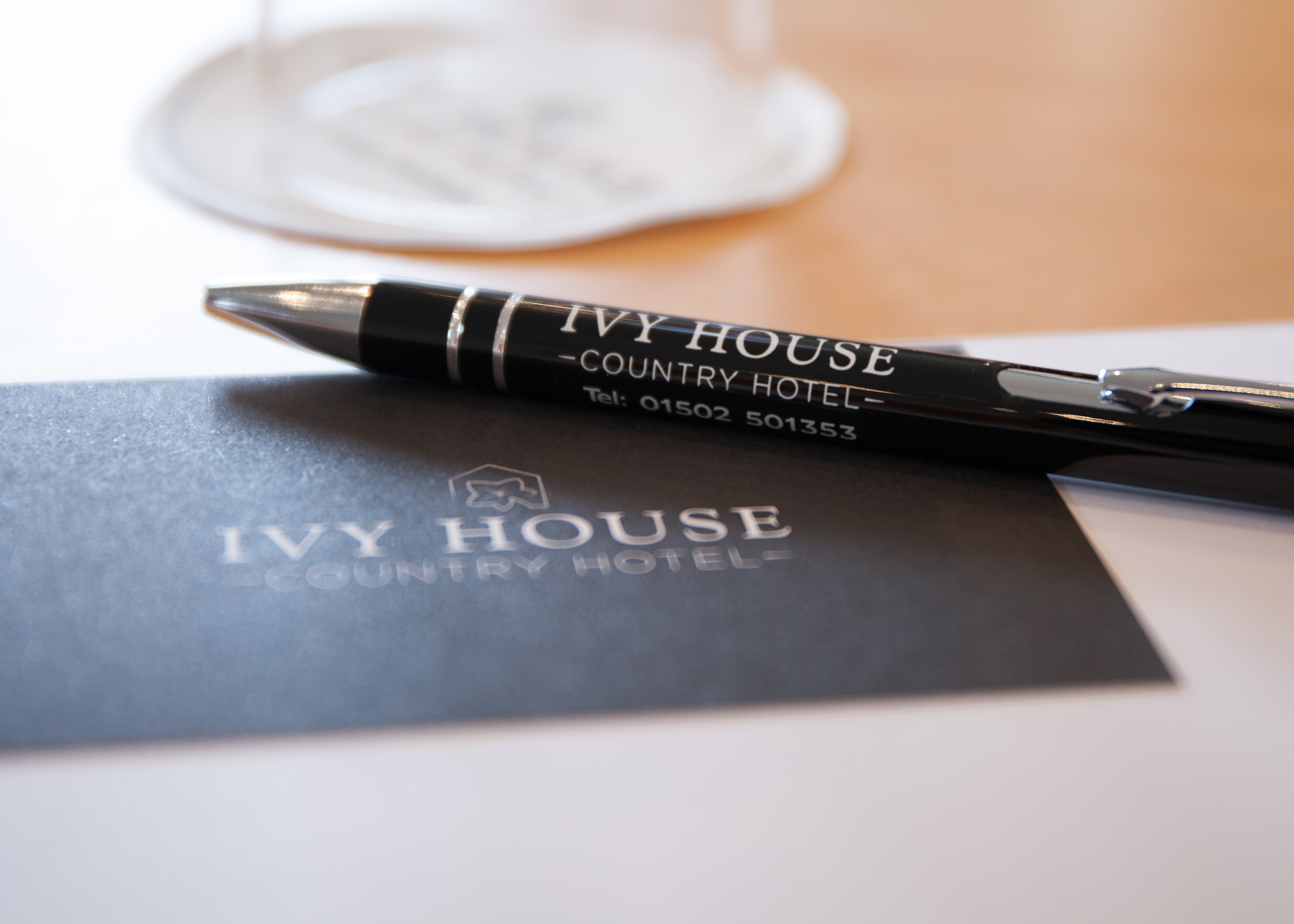 Ivy House Country Hotel in Lowestoft, Suffolk