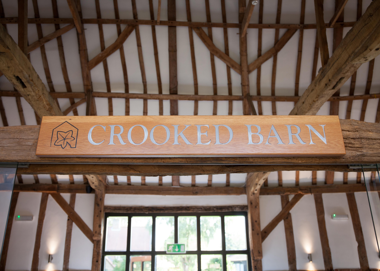 Crooked Barn in Lowestoft, Suffolk