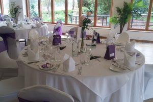 Table Setting - Wedding Venue in Lowestoft, Suffolk