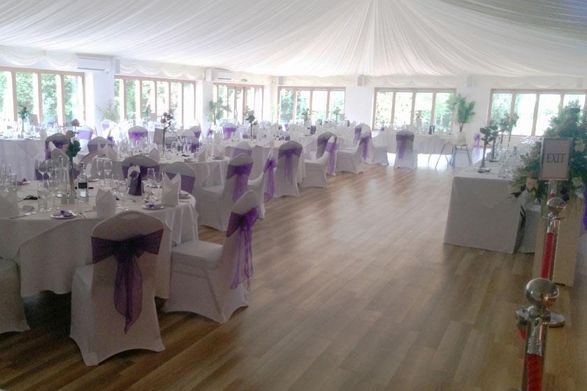 Wedding Layout - Wedding Venue in Lowestoft, Suffolk