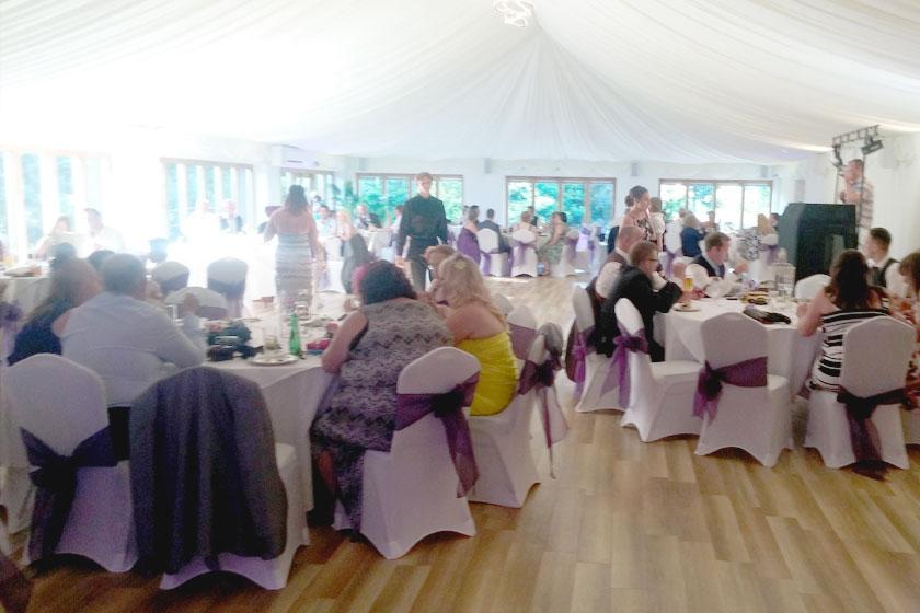 Reception - Wedding Venue in Lowestoft, Suffolk